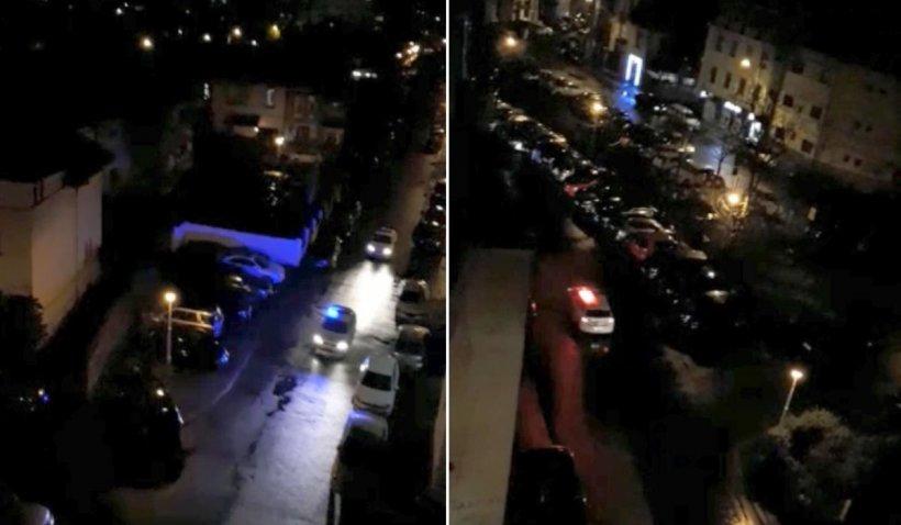 Poliția și Jandarmeria patrulează pe străzile din București: 'Rămâneți în case! Respectați recomandările!'