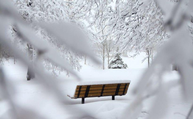 Prognoza meteo specială pentru Bucureşti: Trei zile de frig și ninsori