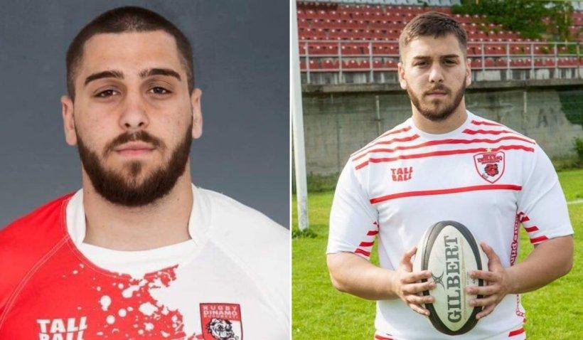 Un jucător de rugby de la Dinamo a murit la numai 23 de ani: 'Nu îmi vine să cred! Doamne, ai grijă de el!'