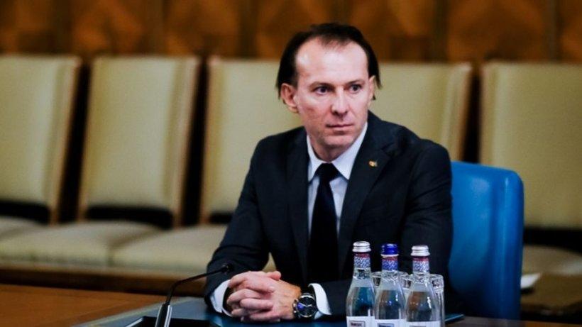 """Florin Cîțu, despre amânarea ratelor: """"Românii trebuie să fie cumpătați. Eu le-aș propune să înceapă ușor, cu o lună, două"""""""