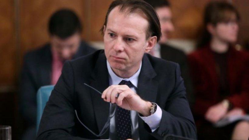Florin Cîțu cere tuturor șefilor de instituții centrale să facă toate investițiile doar din fonduri UE