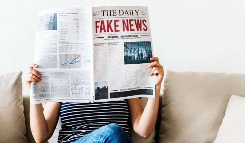Un site fals de știri din România va fi închis de Guvern: 'A publicat informații false pentru a dezinforma și a induce panica'