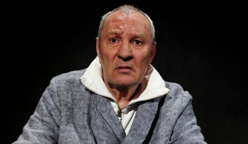 A murit actorul Constantin Drăgănescu