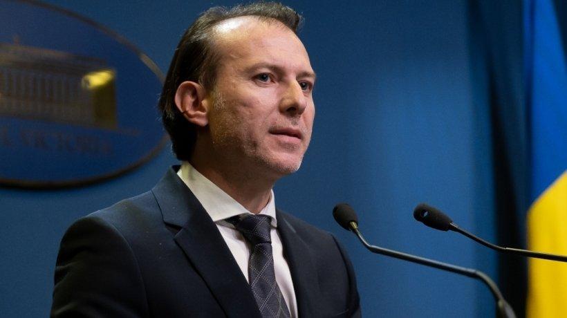 Cîțu: Oricine poate solicita amânarea ratelor. Cererile, până la încetarea stării de urgență pe teritoriul României