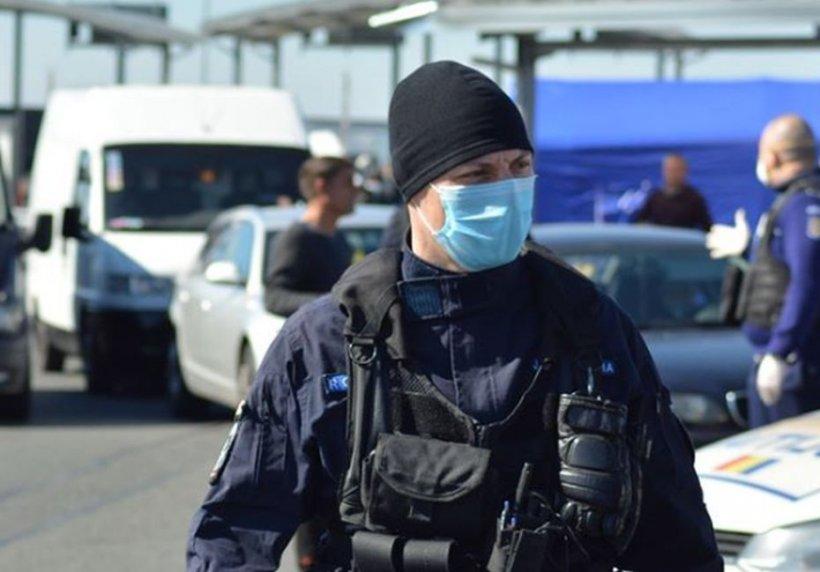 Un jandarm din București a fost infectat cu coronavirus. Anchetă epidemiologică la Jandarmerie