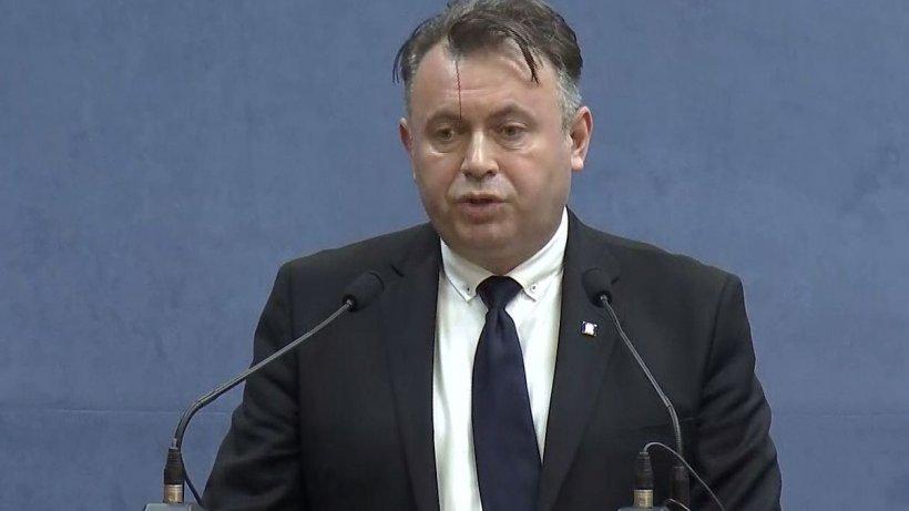 Decretul privind numirea lui Nelu Tătaru în funcția de ministru al Sănătății, publicat în Monitorul Oficial