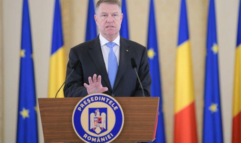 Iohannis: România a primit acceptul CE pentru achiziții de echipamente în limita a 10 milioane de euro