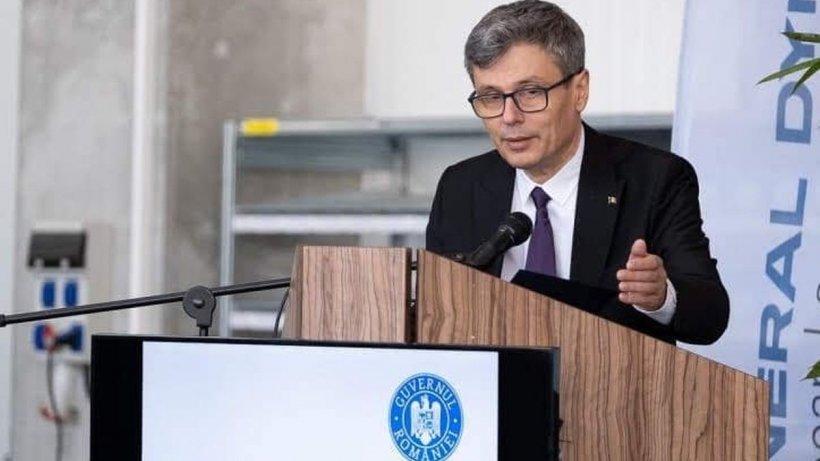 Ministrul Economiei, Virgil Popescu: Am găsit o companie care va produce măști de protecție. Vom avea 15 milioane pe lună