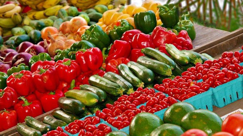 Piețele agro-alimentare rămân deschise