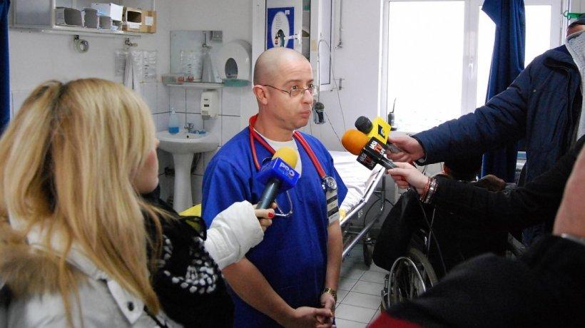 Dr. Ciuhodaru, după demisia lui Costache: În plină criză, se supără şi pleacă. Eu şi colegii mei, de două săptămâni, muncim şi căutăm soluţii