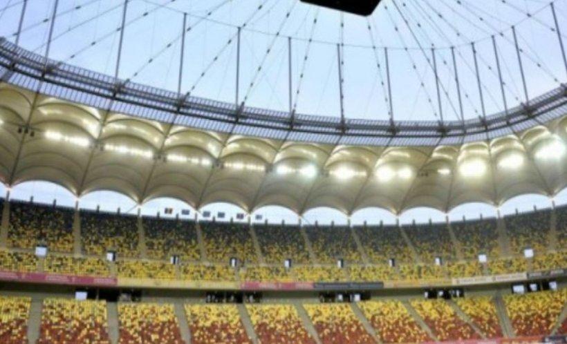 Arena Națională, pusă la dispoziție de Primăria Capitalei pe perioada crizei de coronavirus