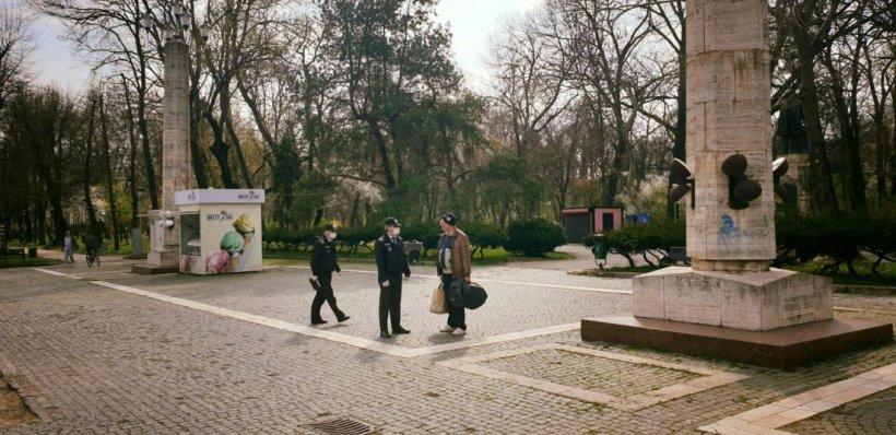 Val de amenzi în ultimele 24 de ore pentru cei care au ignorat ordonanţa militară. Peste 8.000 de români au fost sancționați