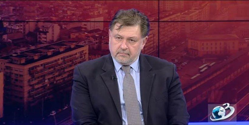 Dr. Rafila: Sunt vreo 650 de persoane care mor zilnic în România, în mod curent