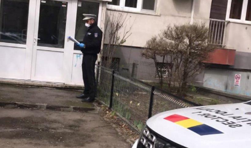 Amendă de 5.000 de lei pentru un bucureștean care a refuzat să se legitimeze şi să arate poliţiştilor declaraţia pe proprie răspundere