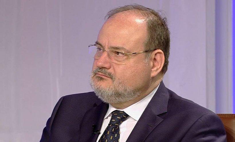"""Dr. Horațiu Moldovan: """"Vom încerca să menținem necontaminate până în ultima fazăspitalele mari"""""""