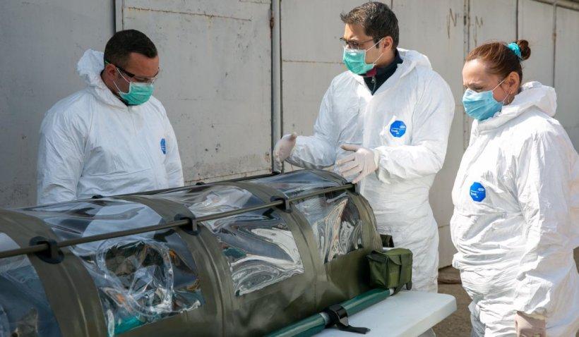 Medic de la Spitalul Județean Suceava: 'Numărăm ostașii pe care putem să-i ducem la luptă'