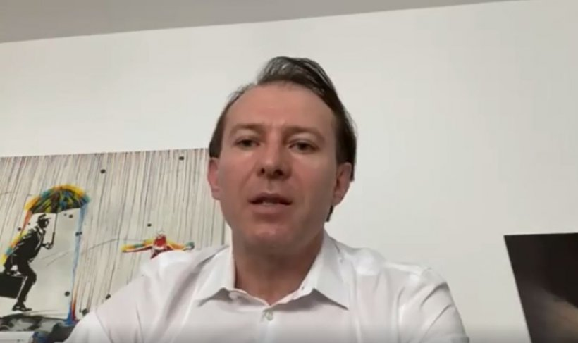 Florin Cîţu: Măsura care suspendă plata ratelor la bancă este curajoasă și oportună. Acest Guvern nu vă va scuti de plata ratelor