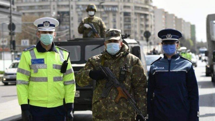 Autorităţile pregătesc o nouă Ordonanţă militară. Ce măsuri ar putea fi impuse