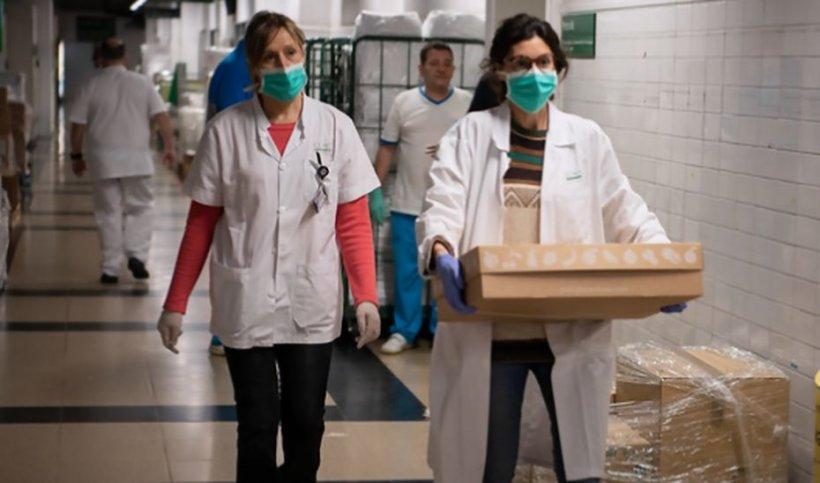 Mai mulți medici de la Spitalul Mioveni și-au dat demisia. Manager: Când ieși la luptă cu mâinile goale e greu. Va veni COVID peste noi