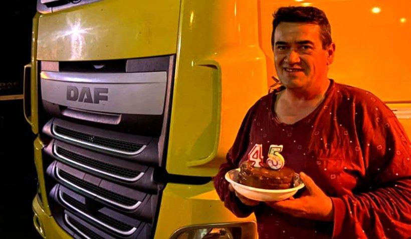 Surpriză pentru un șofer român de TIR care dormea în cabină, într-o parcare din Italia