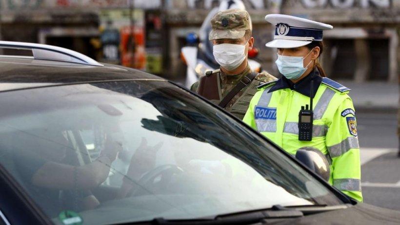 Riști amendă dacă îți transporți cu mașina soția/soțul la/de la serviciu? Precizări de ultimă oră ale Poliției Române