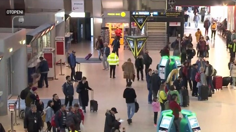 Directorul operațional Aeroporturi București a fost demis