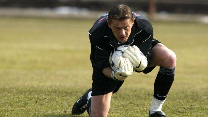 Martin Tudor, fost portar la Steaua, a murit în urma unui infarct