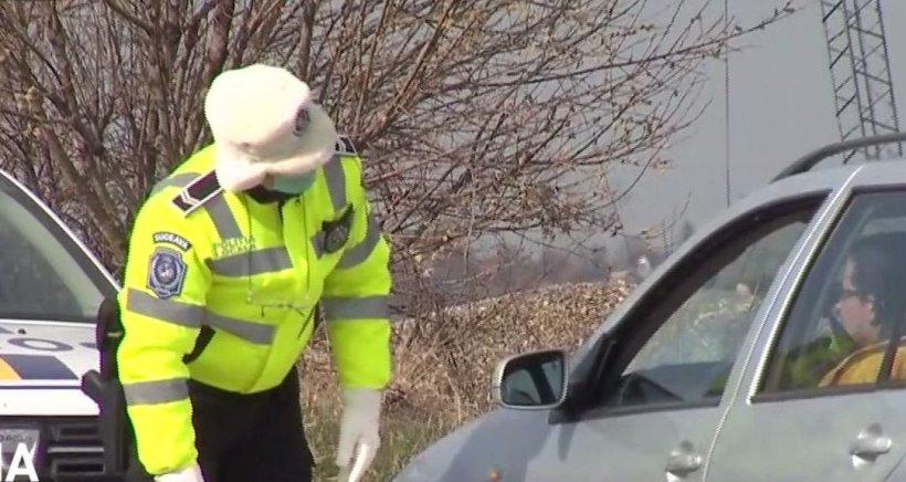 Ce se întâmplă acum în Suceava, primul oraș închis din cauza coronavirus. Poliția și jandarmii verifică tot