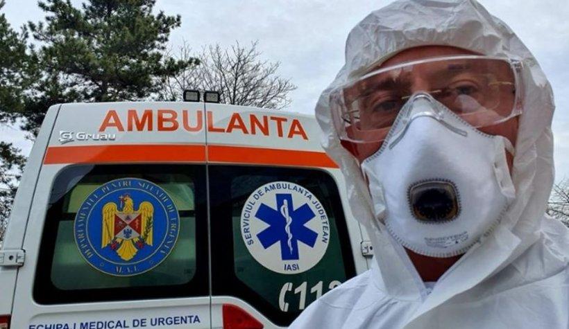 """Dr. Tudor Ciuhodaru, semnal de alarmă: Noul coronavirus rezistă minim 30 de minute în aer după ce """"sursa"""" infecţiei nu mai este prezentă"""