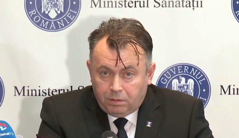 Ministrul Sănătății: cel puțin 1.000 de persoane asimptomatice pot transmite acum virusul în Suceava