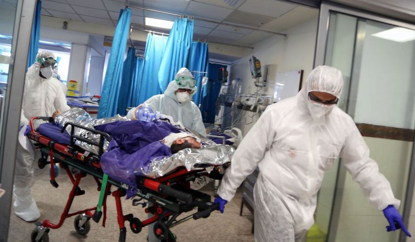 Trei medici de la Spitalul din Câmpulung Moldovenesc, confirmați cu coronavirus. Se așteaptă și rezultatul la sute de teste