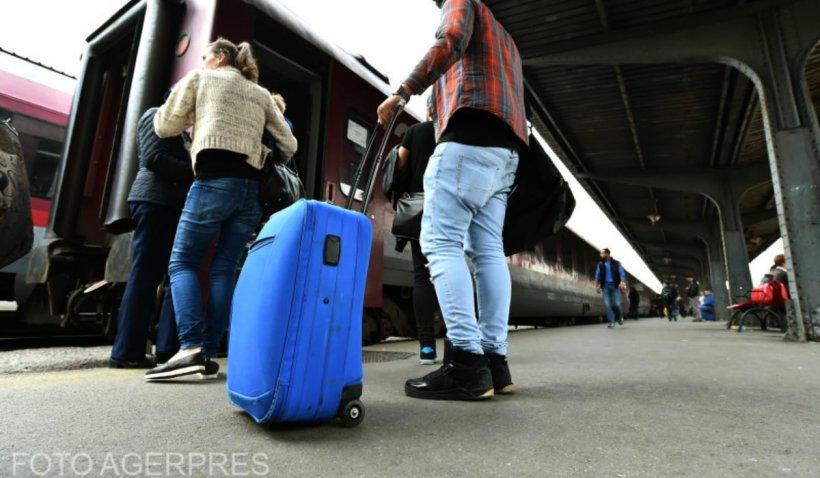Trenurile spre și dinspre Suceava nu au fost anulate. CFR Călători, anunț important după instituirea carantinei totale