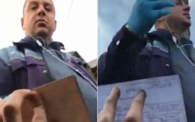 Frica de coronavirus a lăsat un șofer din Argeș fără permis