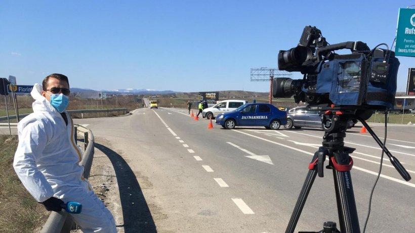 Măsuri fără precedent la Suceava: ''Filtrele sunt formate atât din poliţişti şi jandarmi, cât şi din militari înarmaţi''