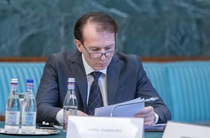 Florin Cîțu: Nu sunt luate în calcul tăieri de salarii și pensii. Cred că economia își va reveni după criză