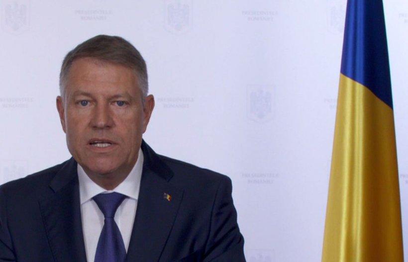 Klaus Iohannis, către românii din diaspora: Nu veniți acasăde sărbători! 534