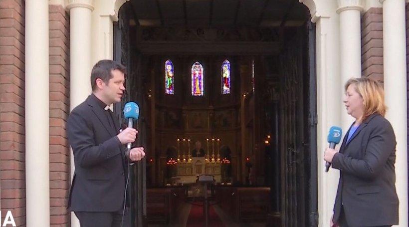 Mirela Voicu, interviu cu Francisc Doboș: Slujba de Înviere va fi altfel. Biserica mare se mută în biserica de acasă