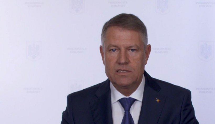Președintele Klaus Iohannis: Urmează săptămâni critice. Trebuie să câștigăm această bătălie 534