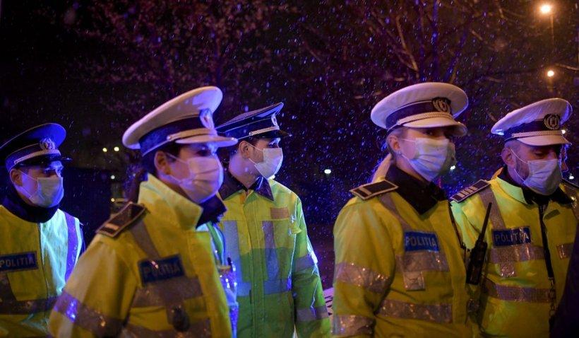 23 de polițisti de la Serviciul Control Intern al Poliției Capitalei, izolați după ce doi colegi au fost infectați cu coronavirus