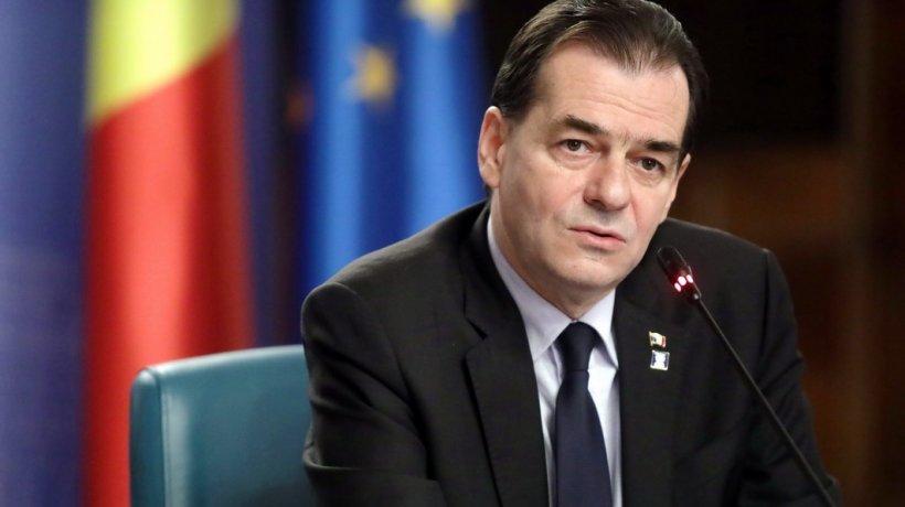 Ludovic Orban: Vârful pandemiei va fi atins în România după Paște