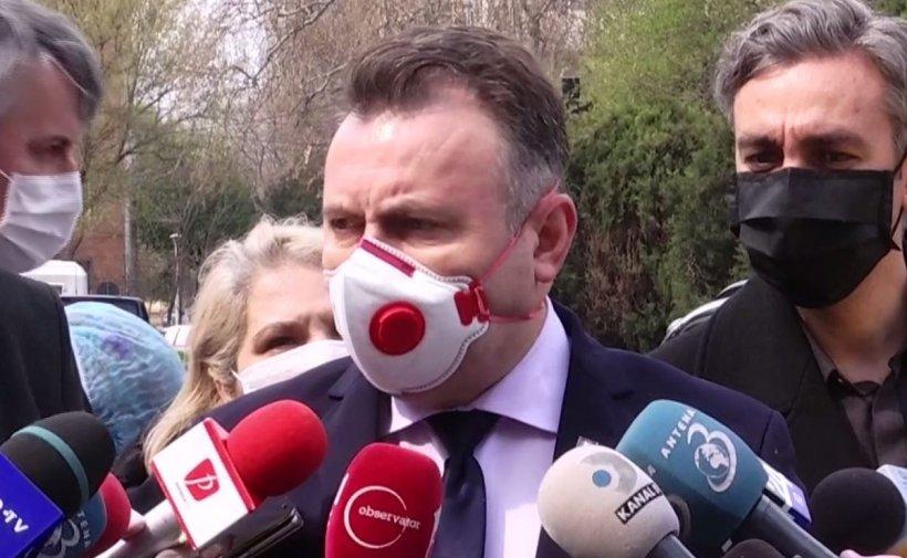 """Nelu Tătaru, control la unitățile medicale din Constanța: """"Pregătirile sunt în stadii avansate. Dar e un potențial focar dacă nu respectăm măsurile"""""""