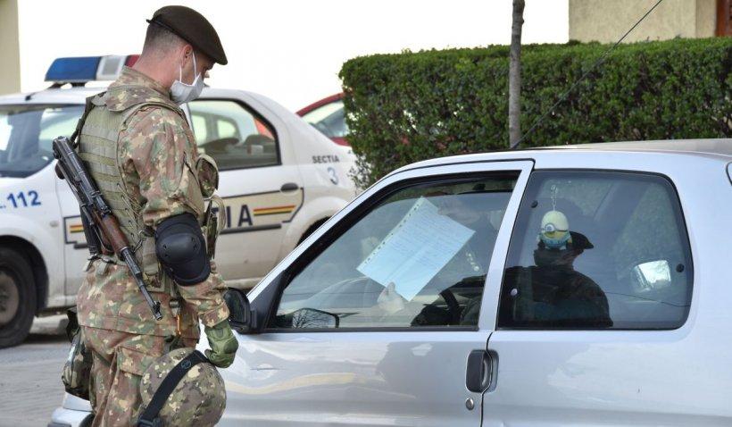 O tânără din Argeș, aflată în izolare, a fugit din casă să își înșele soțul, însă a fost prinsă de Poliție