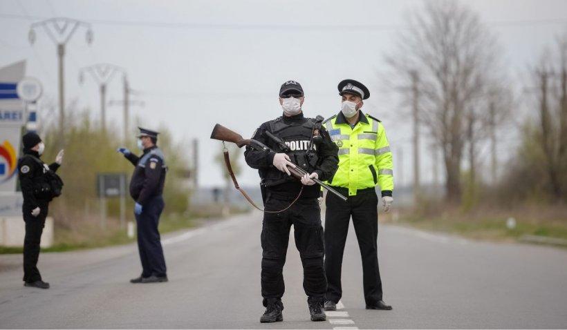 DW: Poliția a confiscat 11 arme de asalt AK-47 de la interlopii din Țăndărei 1121