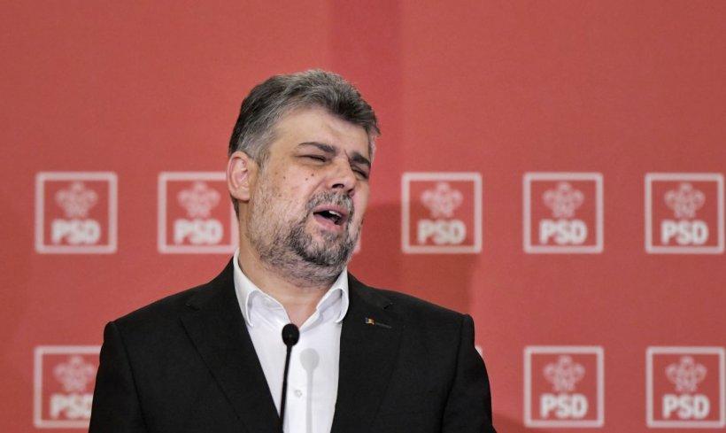 PSD anunţă o moţiune de cenzură împotriva Guvernului Orban