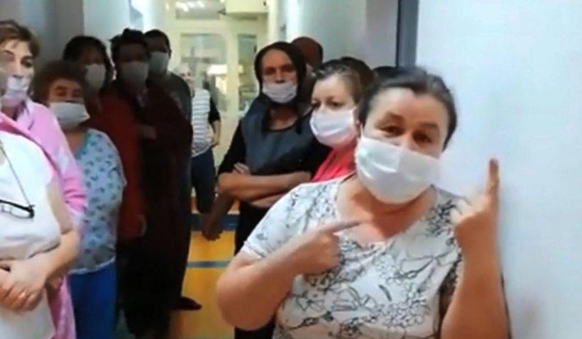 Mărturia în lacrimi a unei asistente la Ambulanța Suceava: Suntem carne de tun! Intri efectiv fără nicio protecție