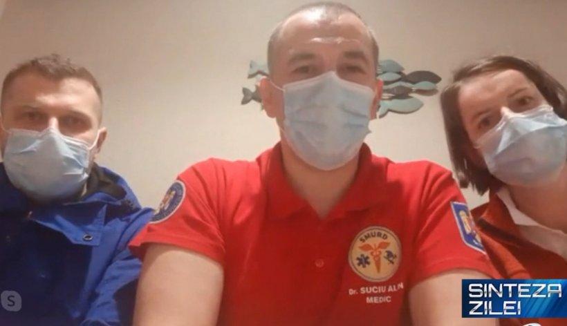 Medici din România, în prima linie în Italia, interviu exclusiv: Vom învăța acolo cum să-i tratăm cât mai bine pe pacienții români