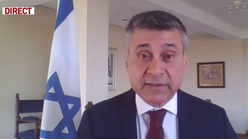Exclusiv! David Saranga, despre restricţiile care se vor lua de Paşte în Israel - VIDEO