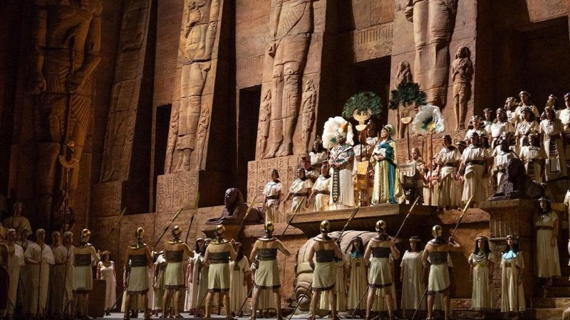Invitație la Metropolitan Opera din New York