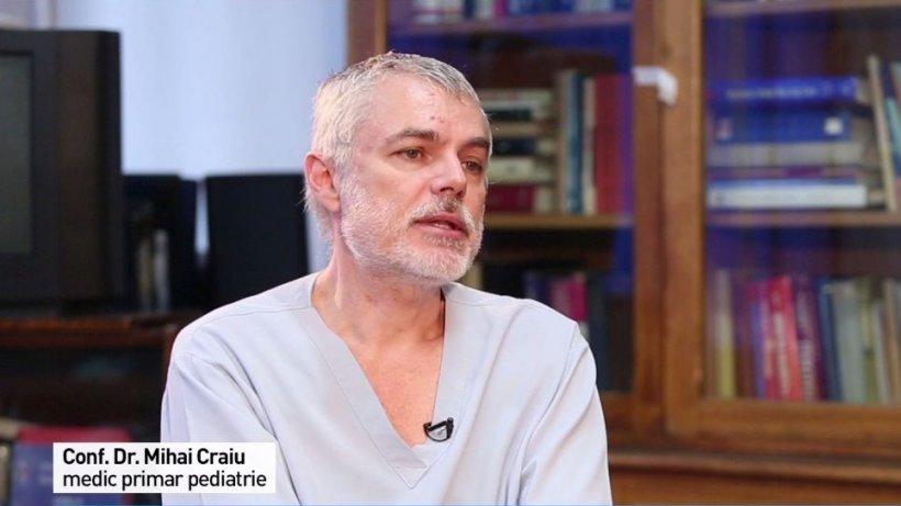 """Dr. Mihai Craiu: Să fii bunic în era COVID-19... este cam ca în romanul lui Gabriel Garcia Marquez - """"Dragostea în vremea Holerei"""""""