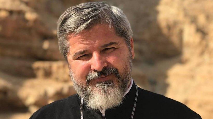 Părintele Vasile Ioana: ''Biserica alege să nu devină focar de răspândire de virus. Alegem viaţa, dragii mei!''